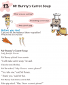 Grade 1 Reading Lesson 13 Fables And Folktales - Mr Bunny's Carrot Soup