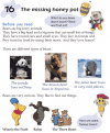 Grade 1 Reading Lesson 16 Mystery - The Missing Honey Pot