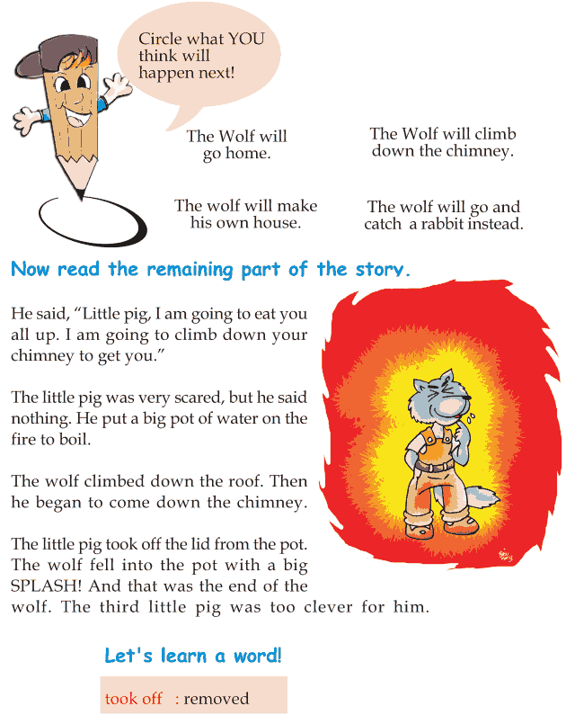 Grade 1 Reading Lesson 21 Fairy Tales - The Three Little Pigs (5)