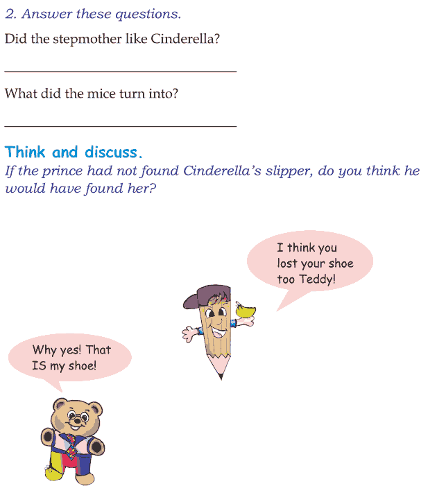 Grade 1 Reading Lesson 23 Fairy Tales - Cinderella (5)