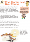 Grade 2 Reading Lesson 14 Myths And Legends - The Horse And The Prince