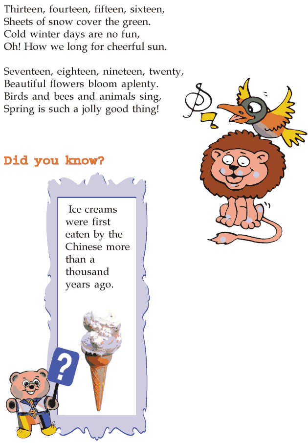 Grade 2 Reading Lesson 7 Poetry - Seasons Are Fun (1)