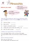 Grade 2 Reading Lesson 9 Fairy Tales - Pinocchio