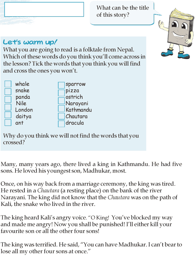 Grade 3 Reading Lesson 12 Fables And Folktales - Untitled