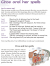 Grade 3 Reading Lesson 24 Myths And Legends - Circe And Her Spells