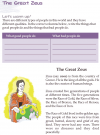 Grade 3 Reading Lesson 25 Myths And Legends – The Great Zeus
