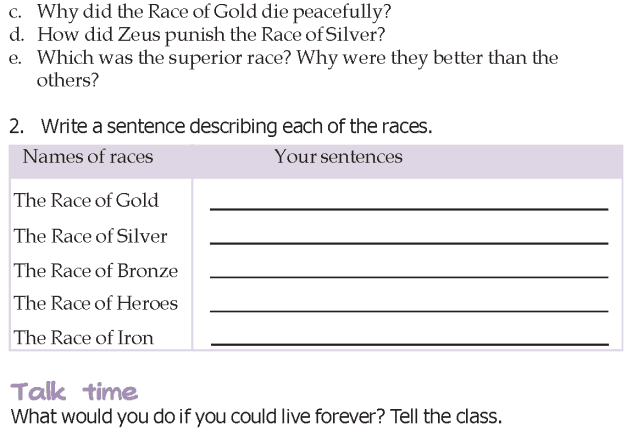 Grade 3 Reading Lesson 24 Myths And Legends - Circe And Her Spells 101 25 The Great Zeus (5)