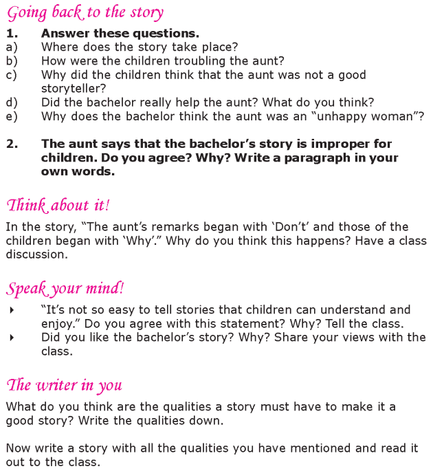 Grade 6 Reading Lesson 19 Short Stories - The Storyteller (7)