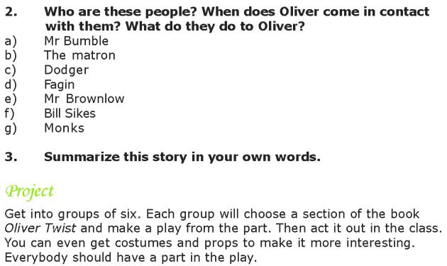 Grade 7 Reading Lesson 15 Classics - Oliver Twist (8)