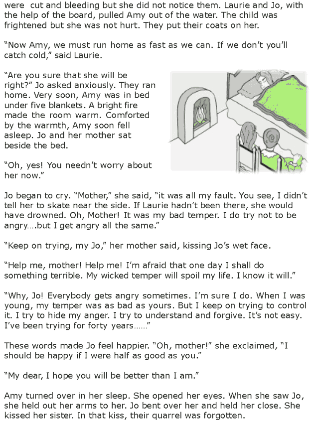 Grade 7 Reading Lesson 16 Classics - Little Women (4)