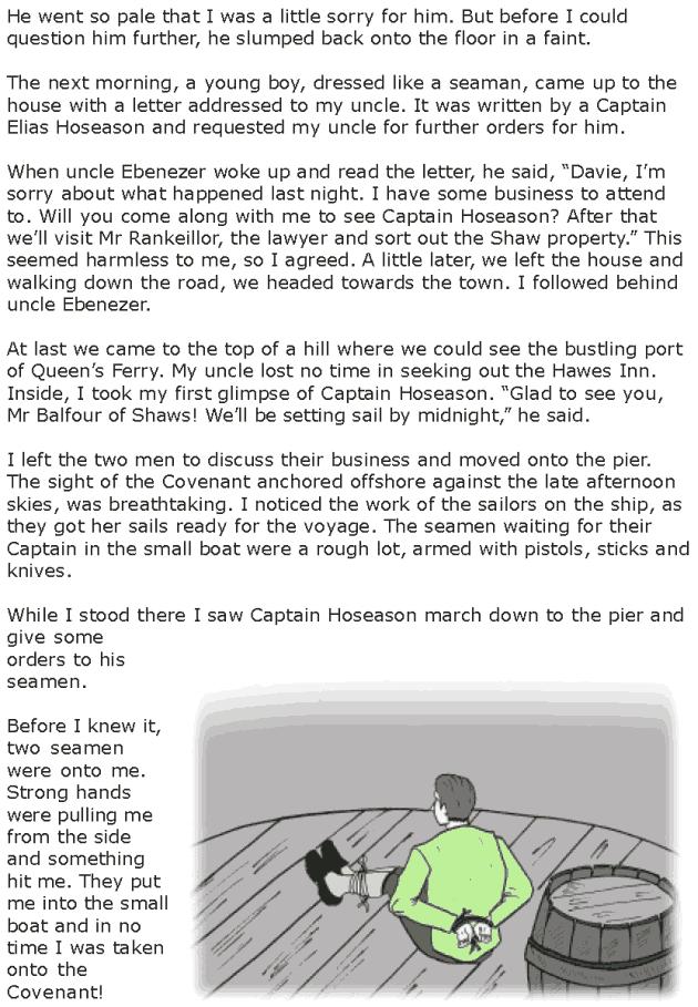 Grade 7 Reading Lesson 17 Classics - Kidnapped (3)