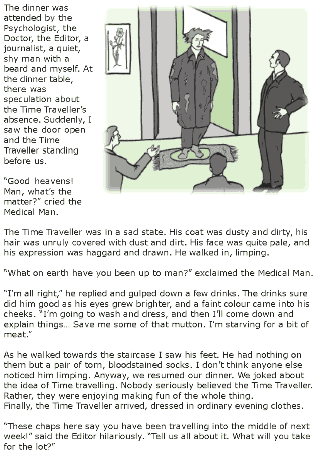 Grade 7 Reading Lesson 24 Science Fiction - The Time Machine (1)