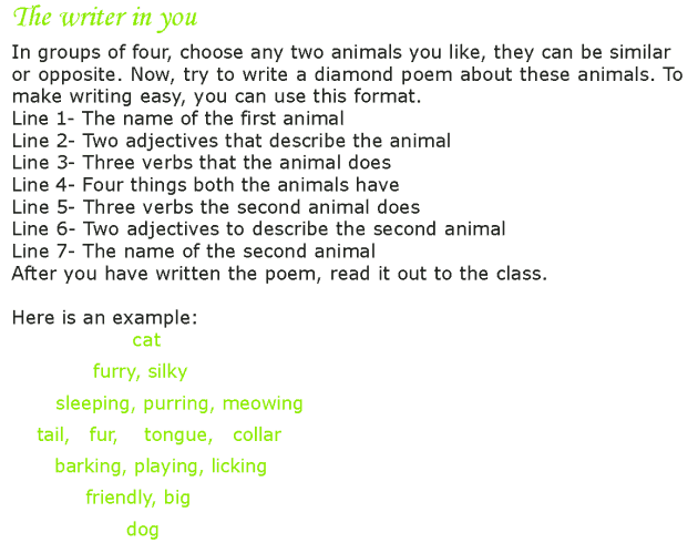 Grade 7 Reading Lesson 8 Poetry - Dont Rat On A Mouse (2)