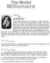 Grade 9 Reading Lesson 13 Short Stories - The Model Millionaire