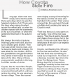 Grade 9 Reading Lesson 19 Myth and Folklore - How Coyote Stole Fire