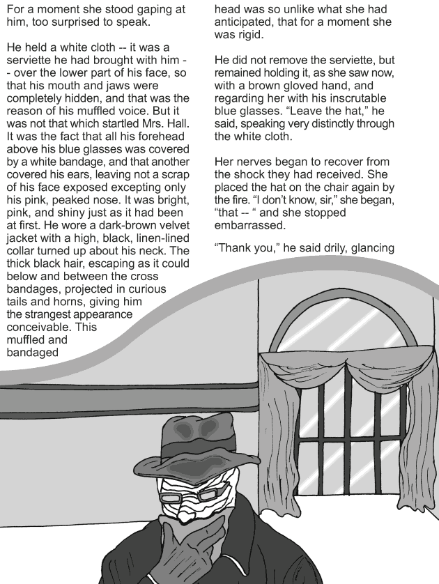 Grade 9 Reading Lesson 23 Classics - The Invisible Man (3)